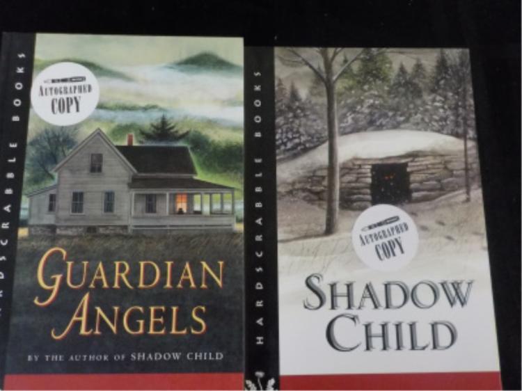 Guardian Angles & Shadow Child ~ Joseph Citro Sign