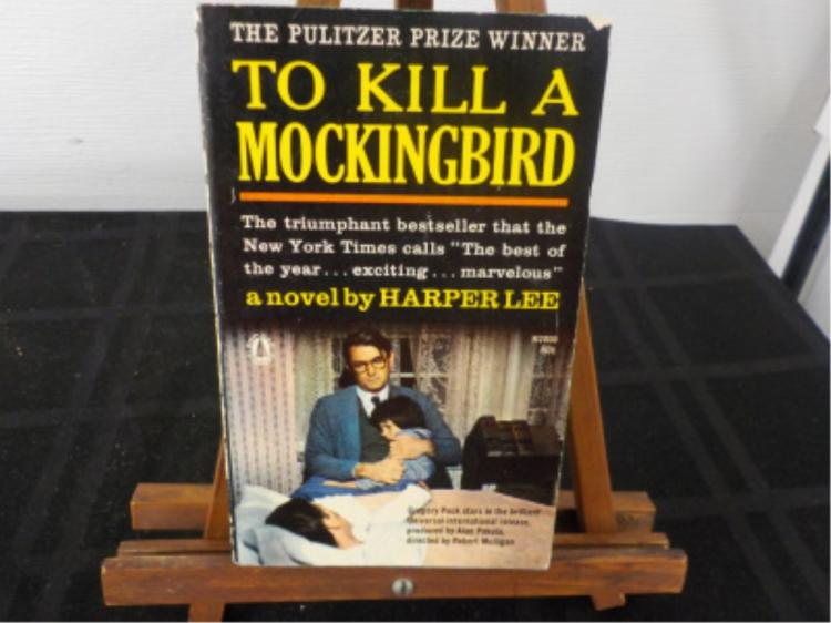 the classic lessons learned in to kill a mockingbird by harper lee To kill a mockingbird by harper lee (1960) writing is a process of self-discipline you must learn before you can call yourself a writer there are people who write, but i think they're quite different from people who must write.