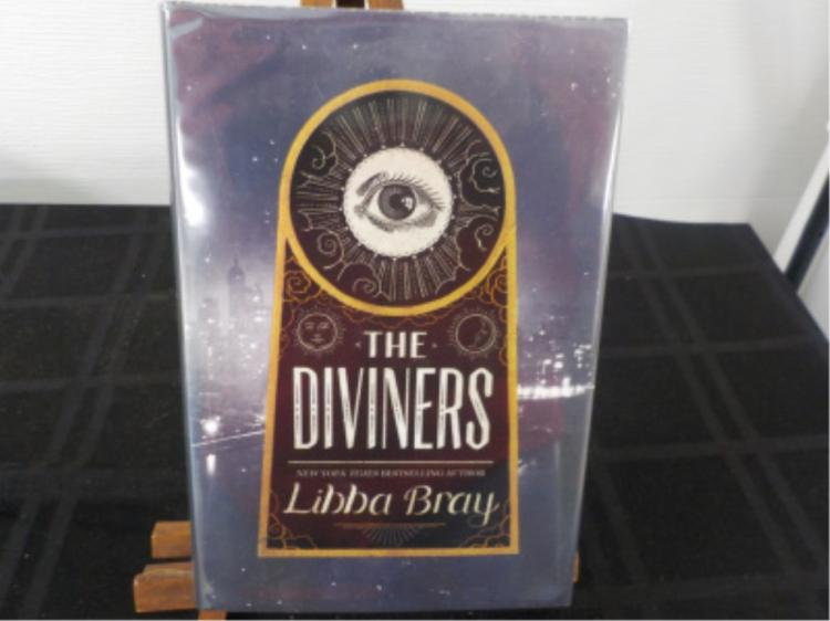 The Diviners ~ Libba Bray ~ Signed 1st 2012