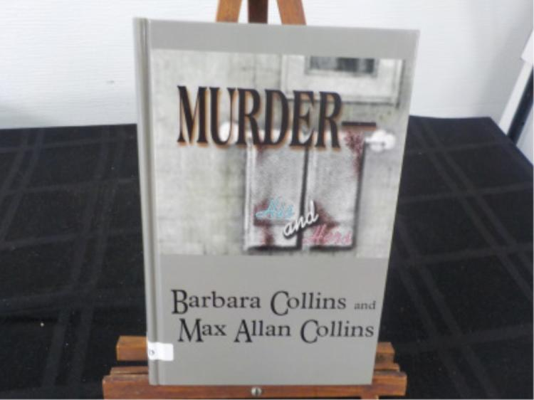 Murder: His and Hers ~ Collins ~Signed 1st 2001