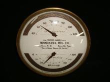 Minnewaw Mfg barometer