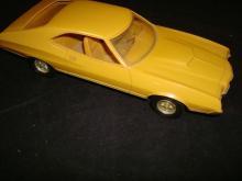 1972 Chevrolet Mustard Grand Torino Promo Model