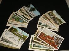 72 Washington DC Postcards most un-posted