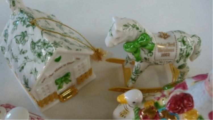 Royal Albert Christmas Ornaments (5)