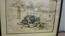 Thomas Nast Tammany Tiger Loose 1871 Harpers