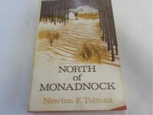 North of Monadnock - Newton Tolman First Edition