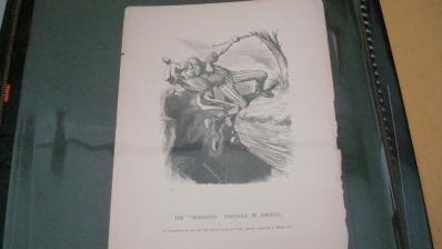 The Sensation Struggle In America 1861