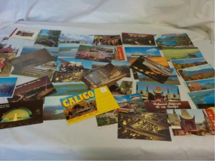 Vintage Post Cards NH and Other Places