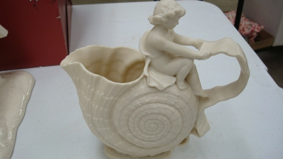 Walter Scott Lenox Vase Limited No 1827