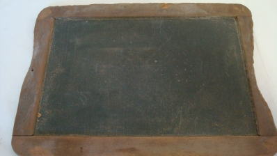 Antique Child's Writing Tablet (Chalk)