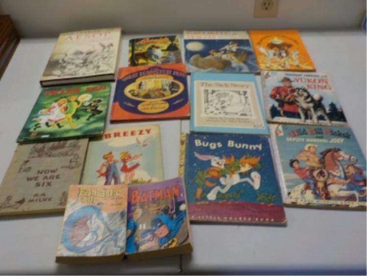 Lot of 14 Children's Books