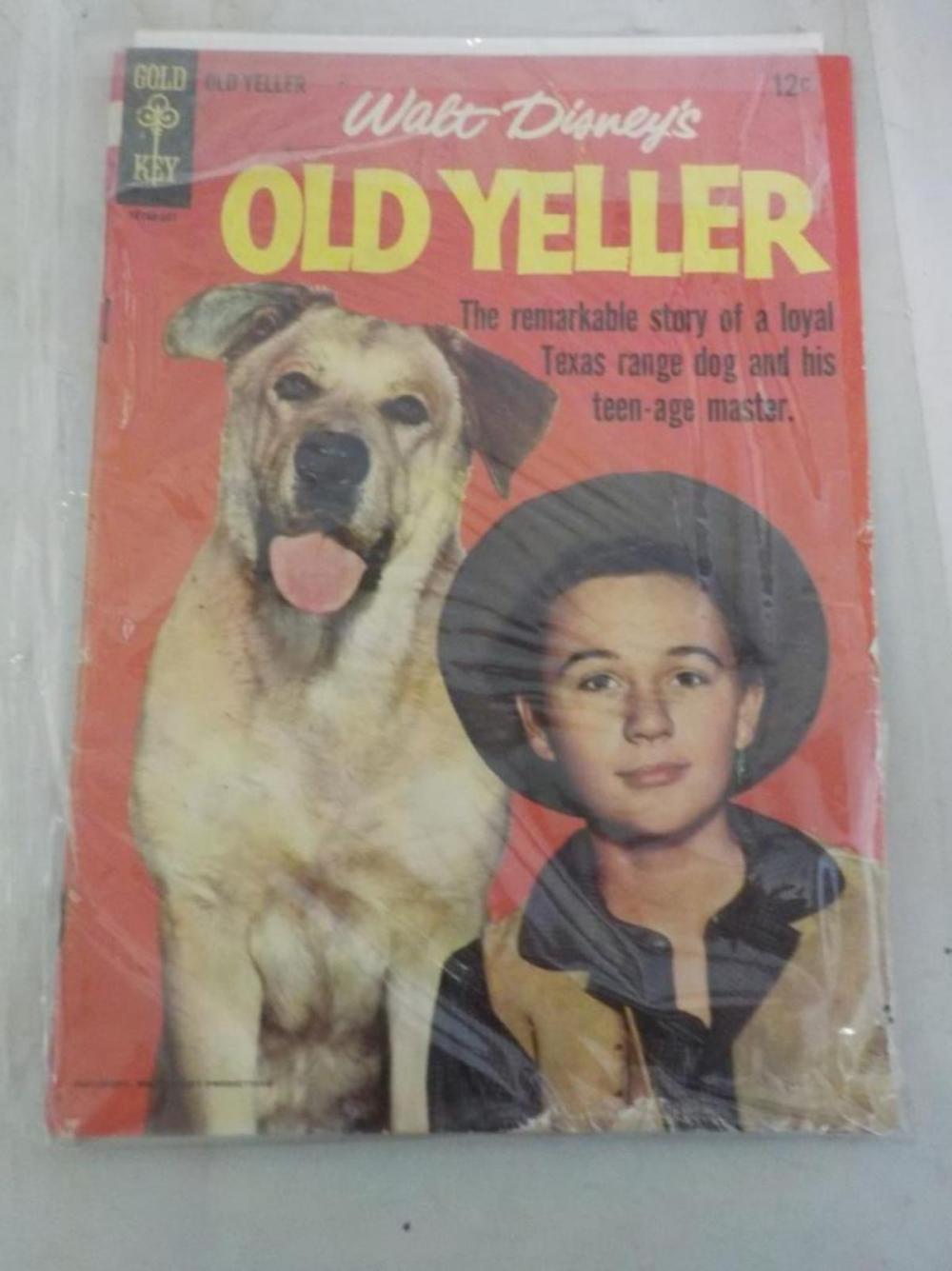 Walt Disney S Old Yeller 1957 12c