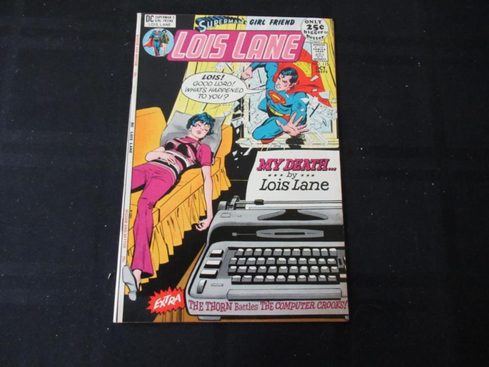 Lois Lane #115 My Death by Lois Lane