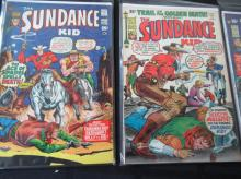 Lot 23: 3 Sundance Kid #1, 2, 3 & Bravados #3