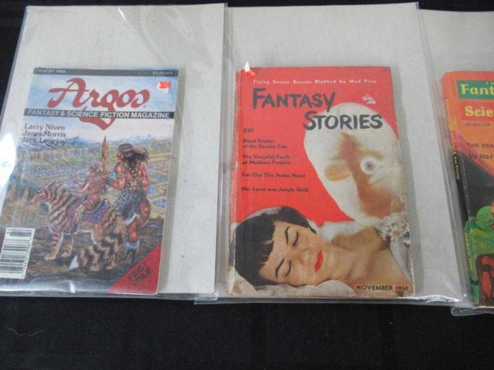 Argo, Fantasy Stories, Fantasy SFI