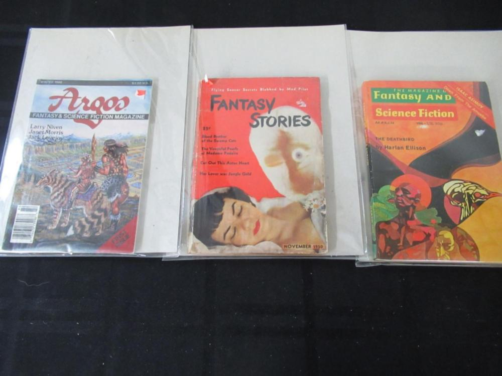 Lot 26: Argo, Fantasy Stories, Fantasy SFI