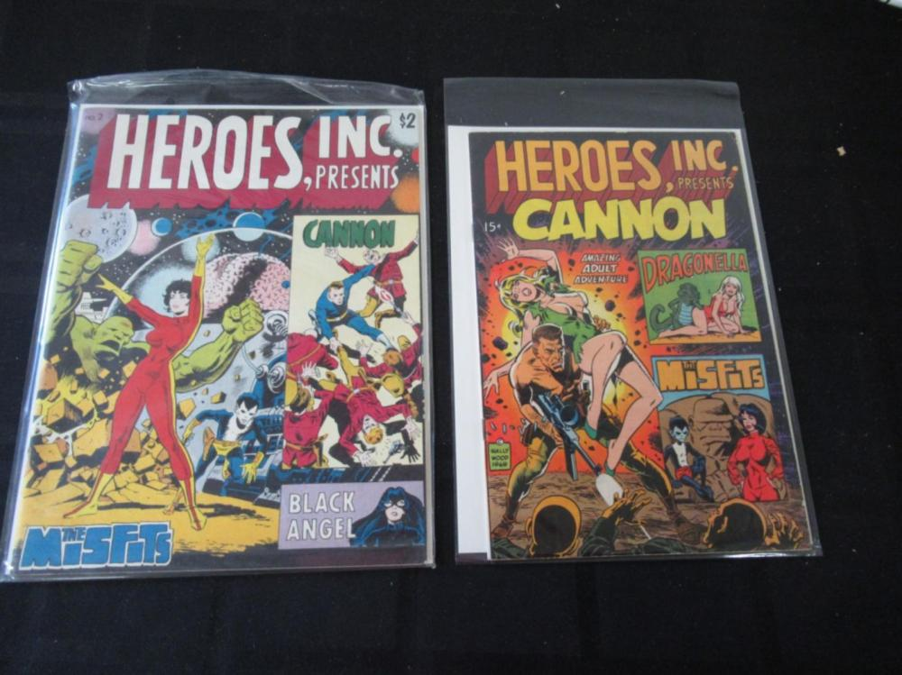 2 Heroes Inc 1969 & #2