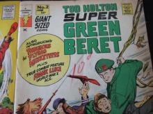 Lot 40: Tod Holton Super Green Beret #1 &# 2 25c