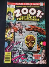 Lot 50: 2001: A Space Odyssey 30c #1 Premiere Issue