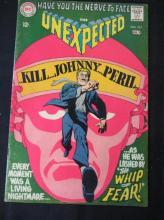 Lot 63: The Unexpected 12c #107 Kill Johnny Peril