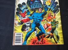 Lot 61: The Micronauts #1 35c Fantastic First Issue