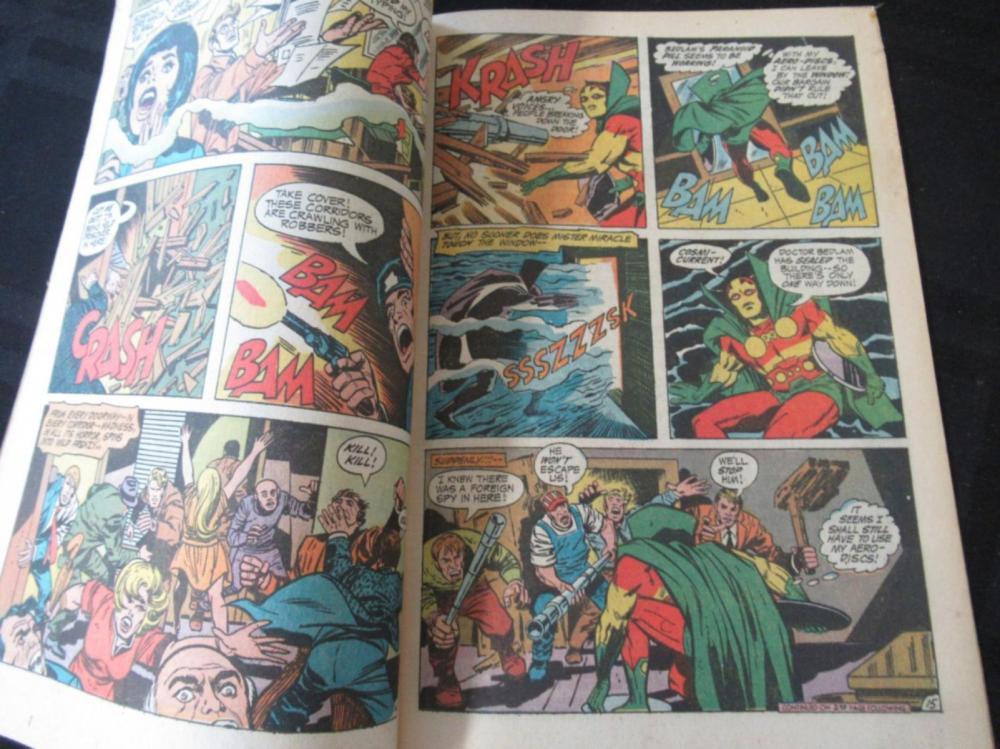 Lot 73: Mister Miracle 15c #3 The Paranoid Pill