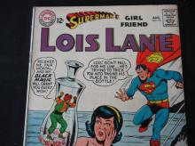 Lot 76: Lois Lane 12c #76 The Demon in the Bottle