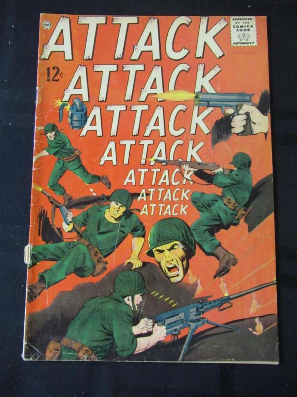 Attack..Attack...Attack 12c 2nd Edition