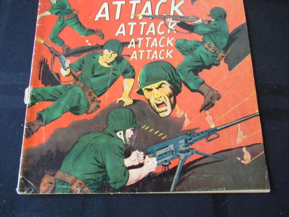 Lot 83: Attack..Attack...Attack 12c 2nd Edition