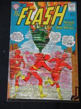 Lot 84: The Flash 12c #144 Menace of the Man-Missile
