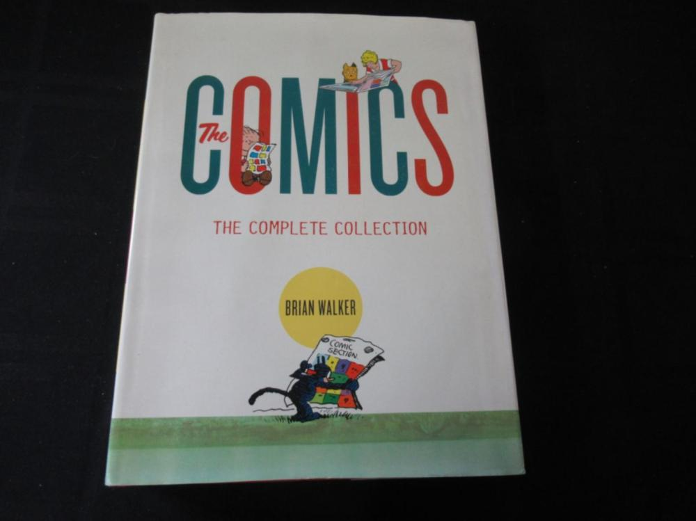 Comics The Complete Collection ~ Walker ~ 2002