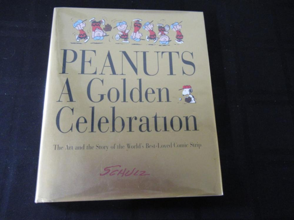 Peanuts A Golden Celebration ~ Schultz ~1999