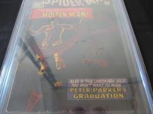 Lot 96: Amazing Spider-Man #28 CGC 4.5 Origin & 1st Molten
