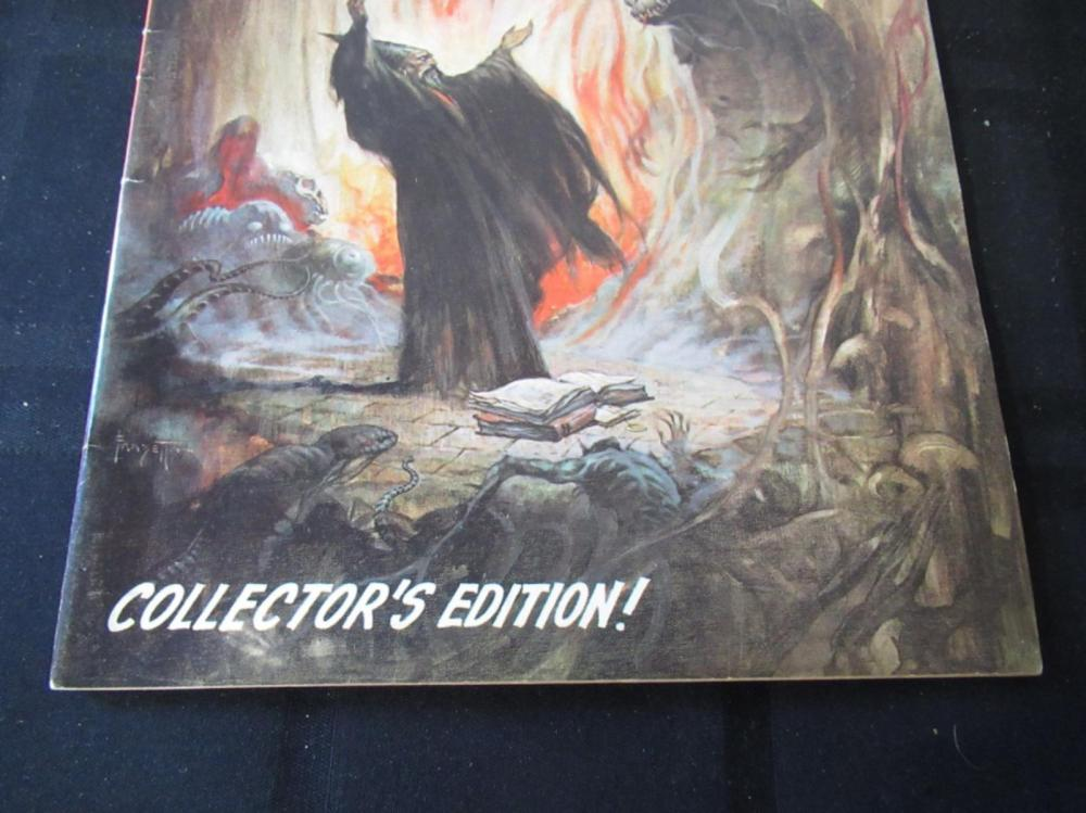 Lot 106: Eerie Magazine #2 1966 Collector's Edition