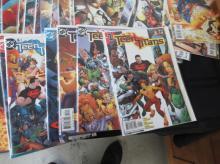 Lot 129: Teen Titans 3rd Series #1-100