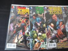 Lot 135: Teen Titans #9-15