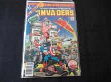 Lot 139: The Invaders #1 King-size Annual 1977