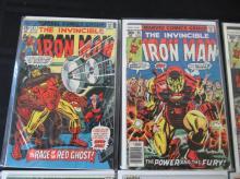 Lot 140: 6 Invincible Iron Man #71, 79, 85, 103, 83, 96