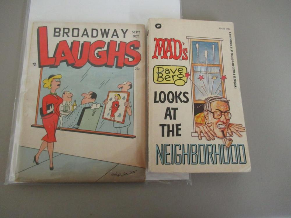 Broadway Laughs & Mad's Look at the Neighborhood