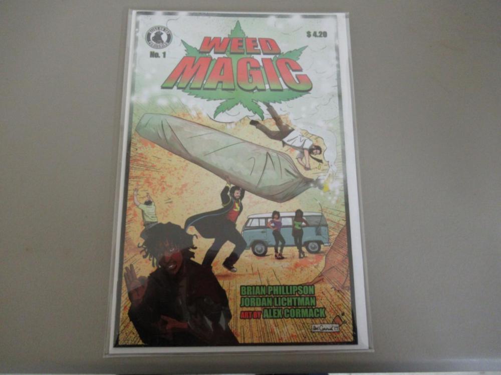 Weed Magic #1 Comic