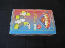 Lot 160: Superman Collectible Stickers in 100 packets