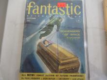 Lot 157: 3 Fantastic Science Fiction Novels 1940-50's