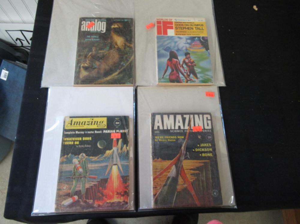 2 Amazing, Gods On Olympus, Analog Books