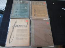 Lot 162: 3 Unknown Worlds & Amazing Stories Quarterly