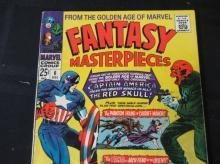 Lot 176: Fantasy Masterpieces 25c #6 Germ Warfare