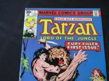 Lot 177: Tarzan Lord of the Jungle 30c #1 Fury Filled First