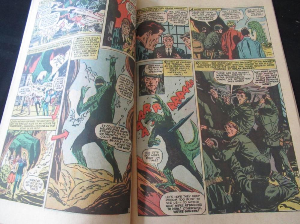 Lot 179: Fantasy Masterpieces 25c #8 Captain America