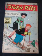Lot 184: Fritzi Ritz 10c #33 Skis For Rent - Cheapskate