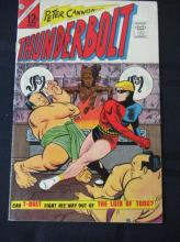 Lot 185: Peter Cannon Thunderbolt 12c V3 #53 Lair of Tong