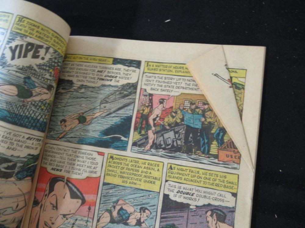 Lot 187: Fantasy Masterpieces 25c #11 Origin of Toro